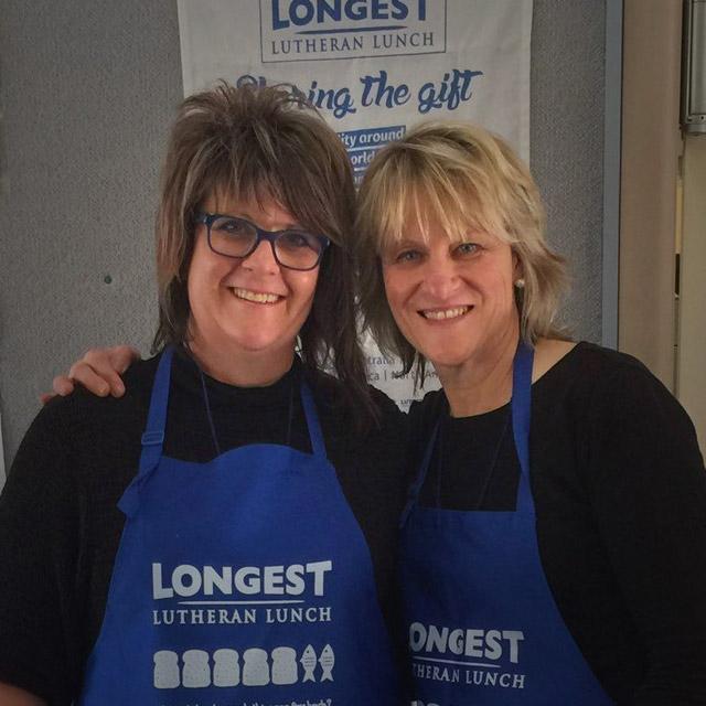 Food Bank Longest Lutheran Lunch