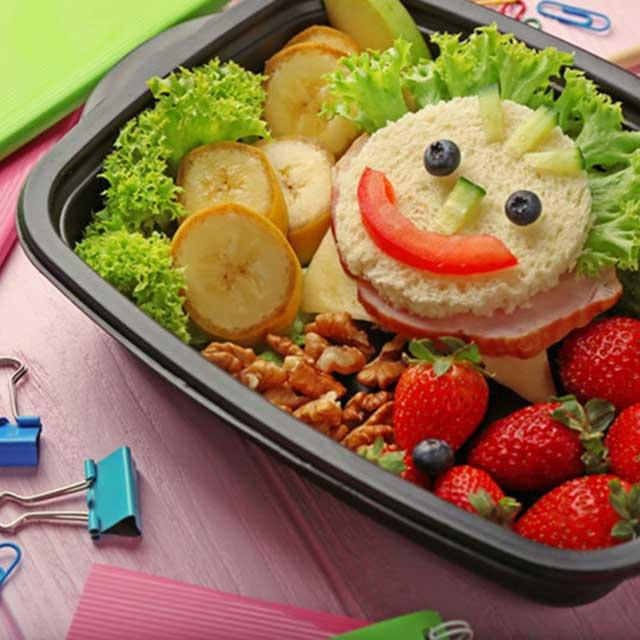 Lunch box reprieve